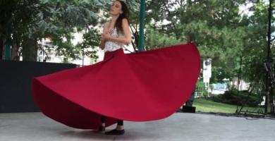 Ateliers de danse soufie